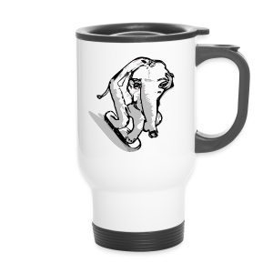 Skater Thermotasse - Thermobecher