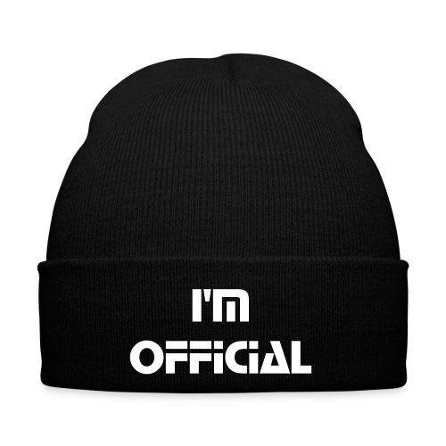 I'm Official Beenie - Winter Hat