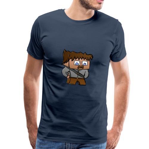 Addexio - Premium T-skjorte for menn
