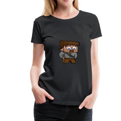 Addexio - Premium T-skjorte for kvinner