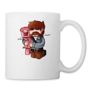 Eg elske bacon - Kopp - Kopp