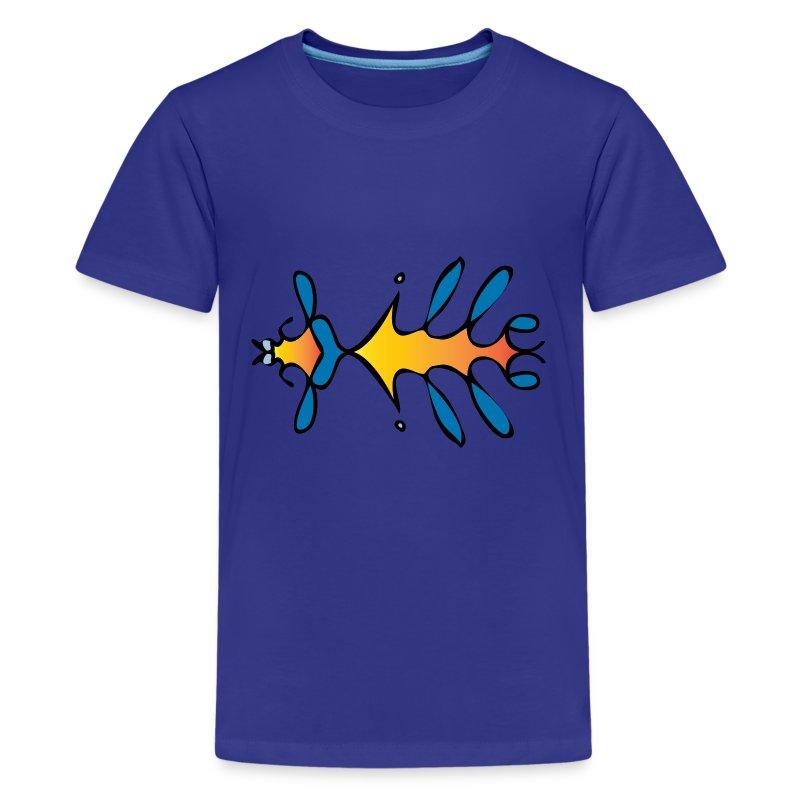 Achille - T-shirt Premium Ado