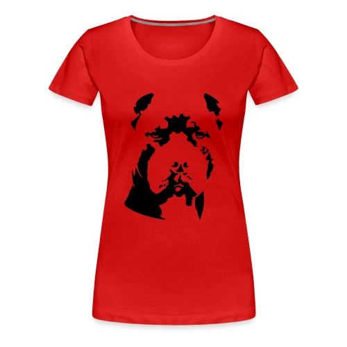 Shirt Shirt 23 Pitbull Terrier  - Frauen Premium T-Shirt