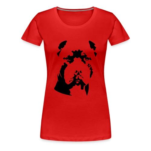 Shirt Shirt 23 Pitbull Terrier  - Frauen Premium T-Shirt