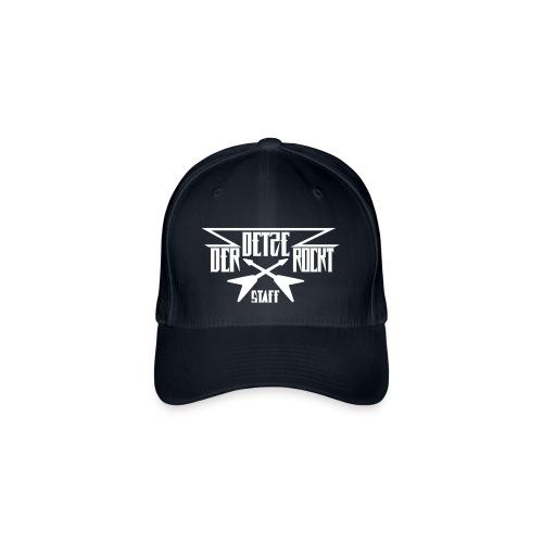 DDR - Staff - BaseCap - FlexFit - Flexfit Baseballkappe