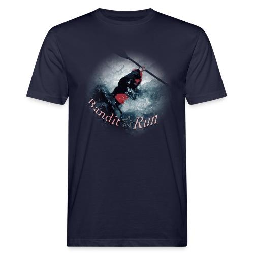 Bandit Run - Männer Bio-T-Shirt