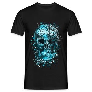 Men's T-Shirt - Skull Artwork Design