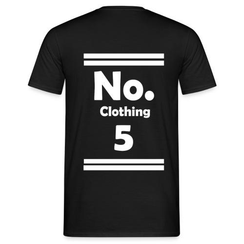 No. 5 T-Shirt - Männer T-Shirt