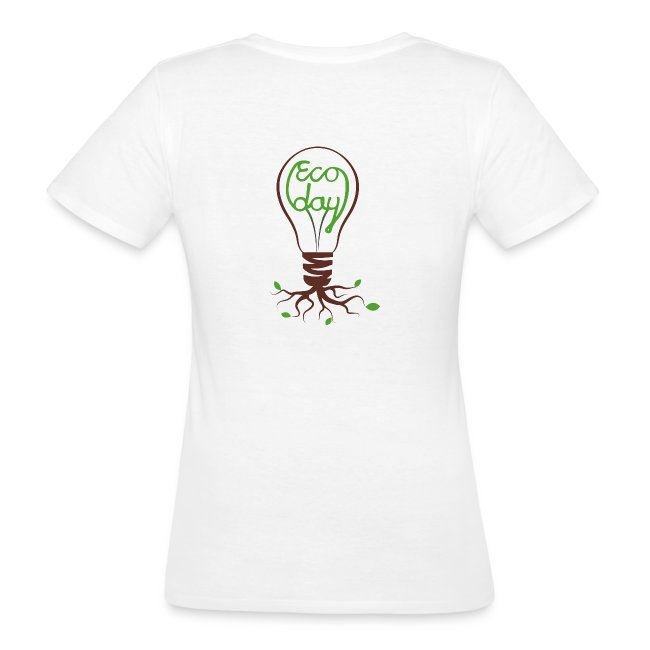 T-shirt Dam Namn ECOday