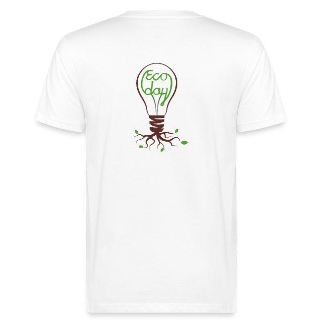 T-shirt Herr Namn ECOday