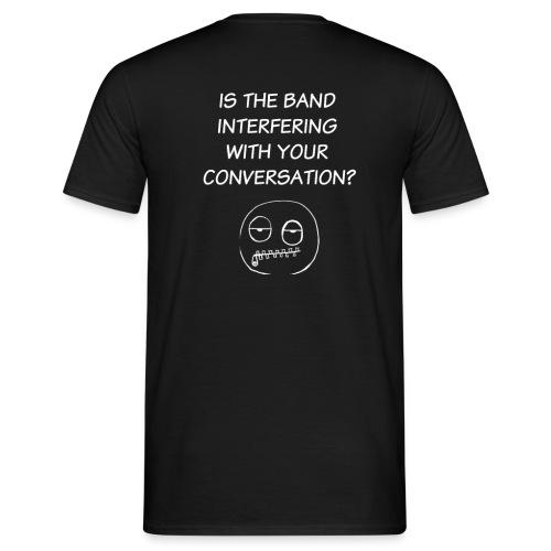 Interfering - Men's T-Shirt