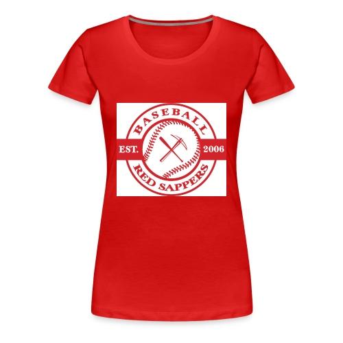 CUSTOM MADE ELIZABETH - Women's Premium T-Shirt
