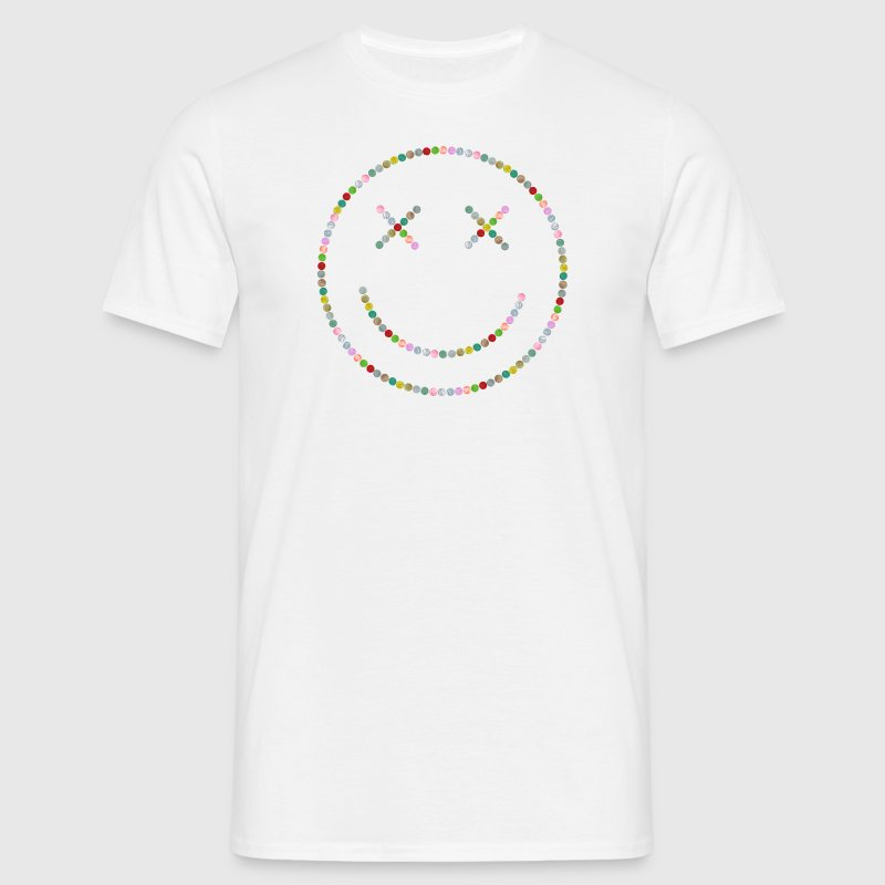 xtc smiley - T-shirt Homme
