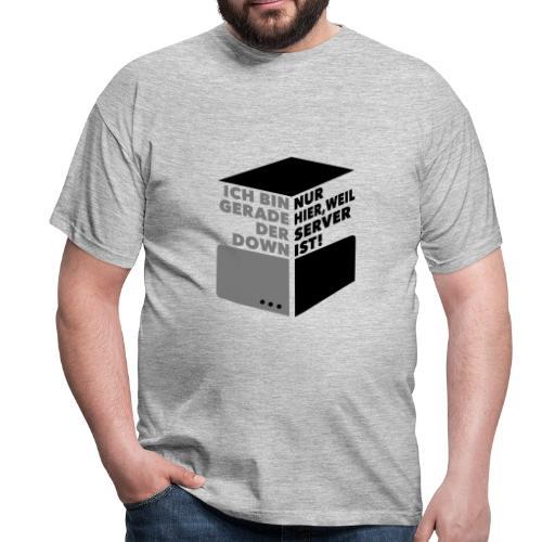 Server - Männer T-Shirt