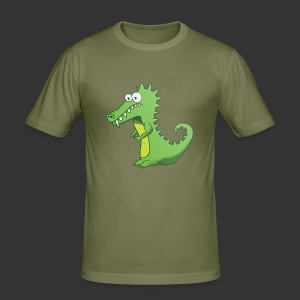 Crocodile - Men's Slim Fit T-Shirt