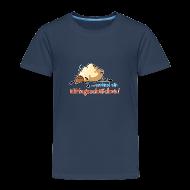 T-Shirts ~ Kinder Premium T-Shirt ~ … erstmal ein Mittagsschäfchen