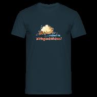 T-Shirts ~ Männer T-Shirt ~ … erstmal ein Mittagsschäfchen