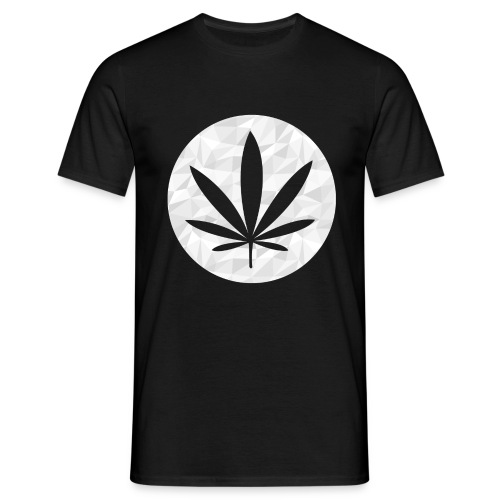 Weeds White - Men's T-Shirt