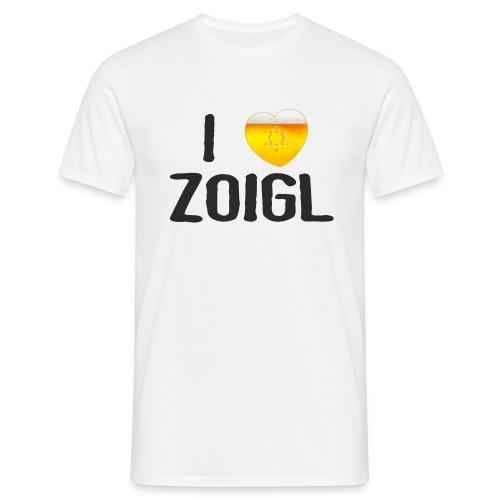 I love zoigl 7 - Männer T-Shirt