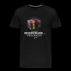 Winrar - Männer Premium T-Shirt