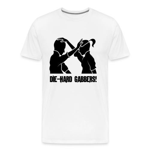 DHG T-shirt - Mannen Premium T-shirt