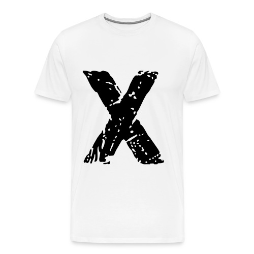 t-shirt x - Maglietta Premium da uomo
