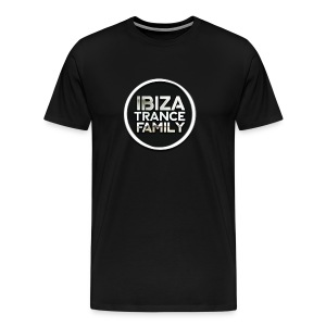 New ITF top Logo front and back  - Men's Premium T-Shirt
