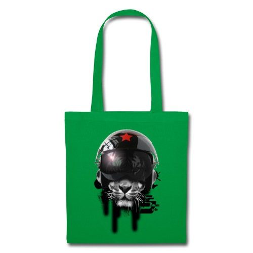 Russian Tiger by CustomStyle - Tote Bag