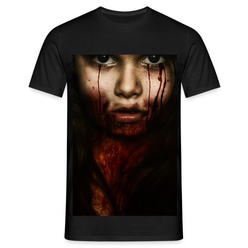 Bloody - Männer T-Shirt