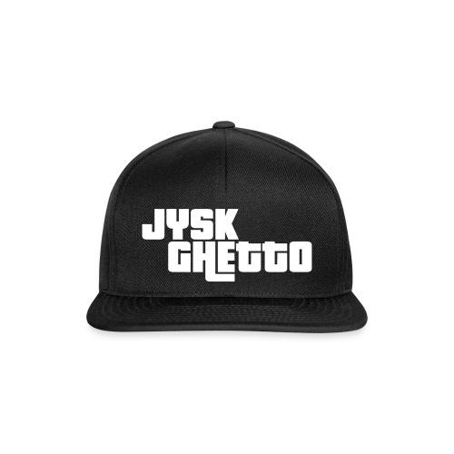 Jysk Kasketto 2.0 (Hvidt logo) - Snapback Cap
