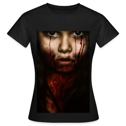 Bloody - Frauen T-Shirt