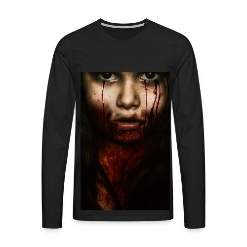 Bloody - Männer Premium Langarmshirt