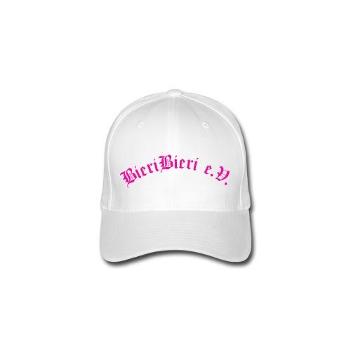 Mädchenhelm FLEX Pretty in Pink - Flexfit Baseballkappe