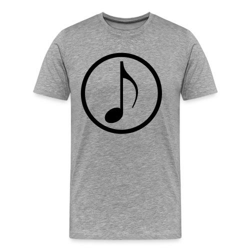 Fiora Series Music Edition - Mannen Premium T-shirt