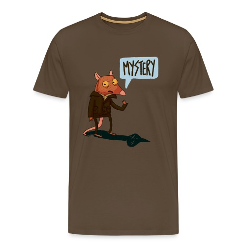 Mystery Rat - Men's Premium T-Shirt