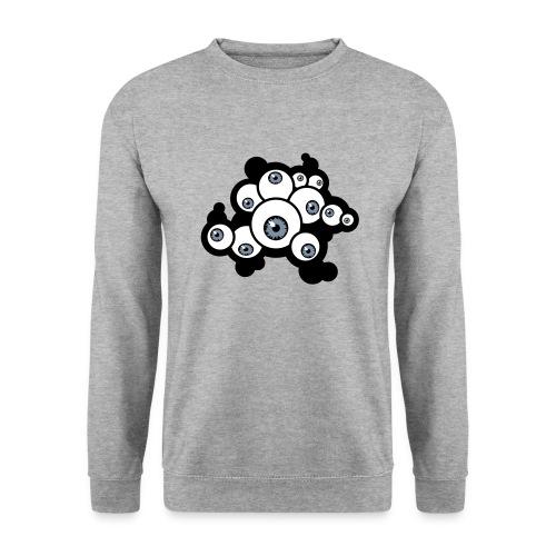 sweat gris - omniscious - Sweat-shirt Homme