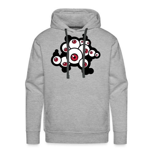 Sweat a capuche Omniscious - Sweat-shirt à capuche Premium pour hommes
