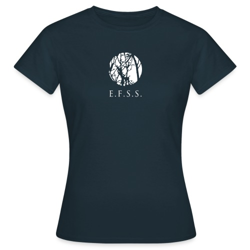 EFSS NoO 1 - Navy Blue - Women - Frauen T-Shirt