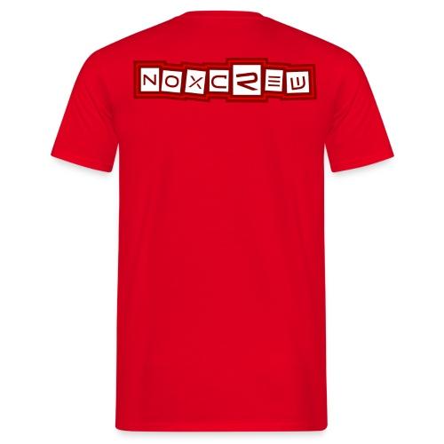 Only Back Noxcrew - Men's T-Shirt