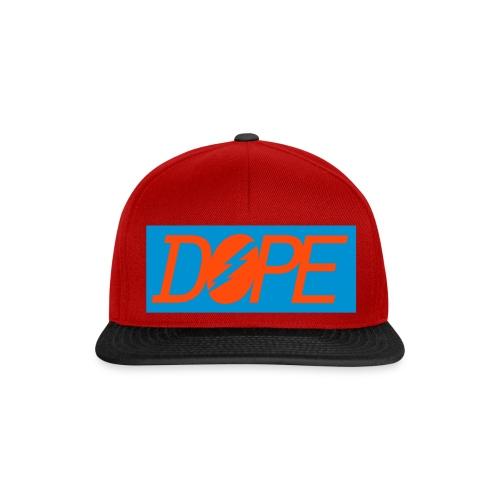 DOPE SNAPBACK - Snapback Cap