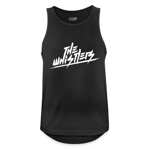 The Whistlers (FRONT LOGO COLOR TANK TOP) - Camiseta sin mangas hombre transpirable
