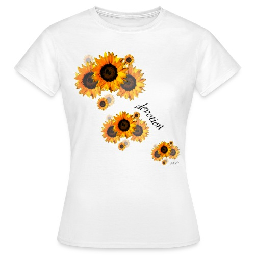 Devotion - Women's T-Shirt