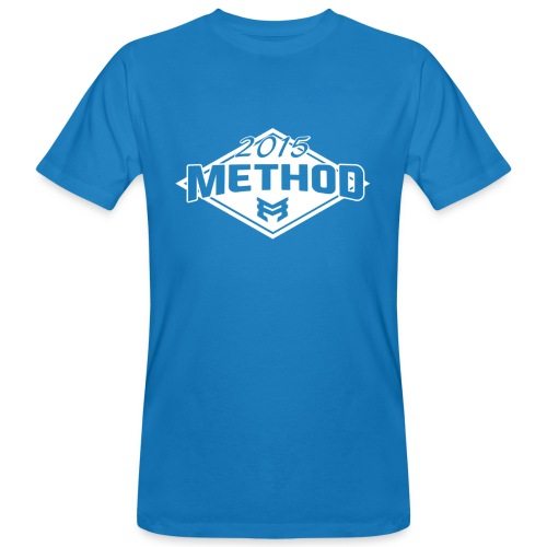 Method 2015 Blue Tee - Men's Organic T-Shirt