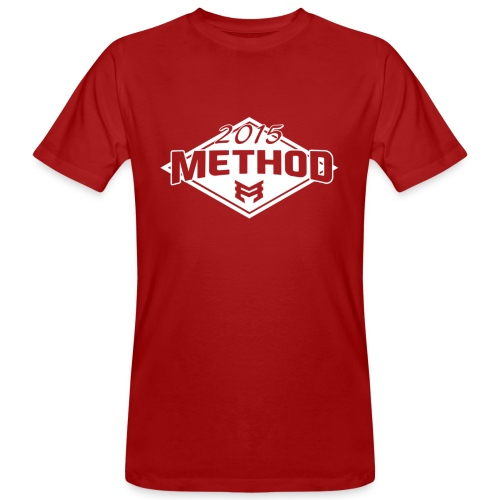 Method 2015 Red Tee - Men's Organic T-Shirt