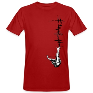 Men's Thrill white T - Men's Organic T-shirt