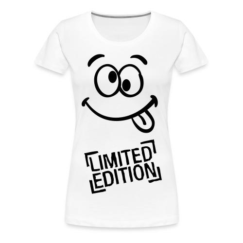 camisa de mujer edición limitada - Camiseta premium mujer