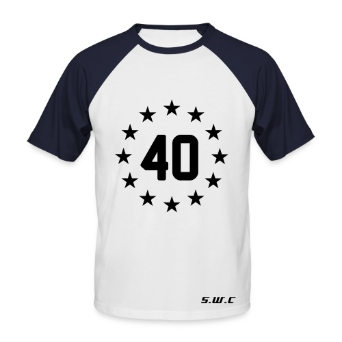 S.W.C Stars - T-shirt baseball manches courtes Homme