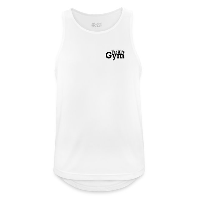 Gym vest 'Be epic'
