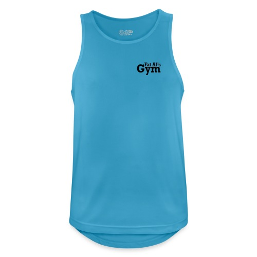 Gym vest  - Men's Breathable Tank Top