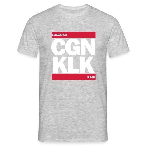 Hi Veedeli T-Shirt CGN KLK   RUN DMC - Männer T-Shirt
